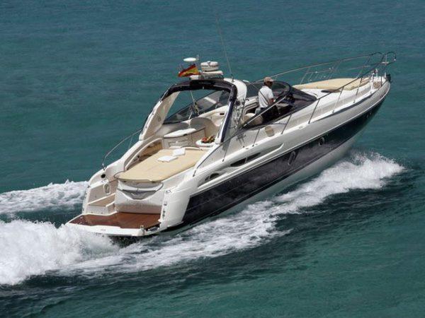 boat charter ibiza cranchi 41 zitados