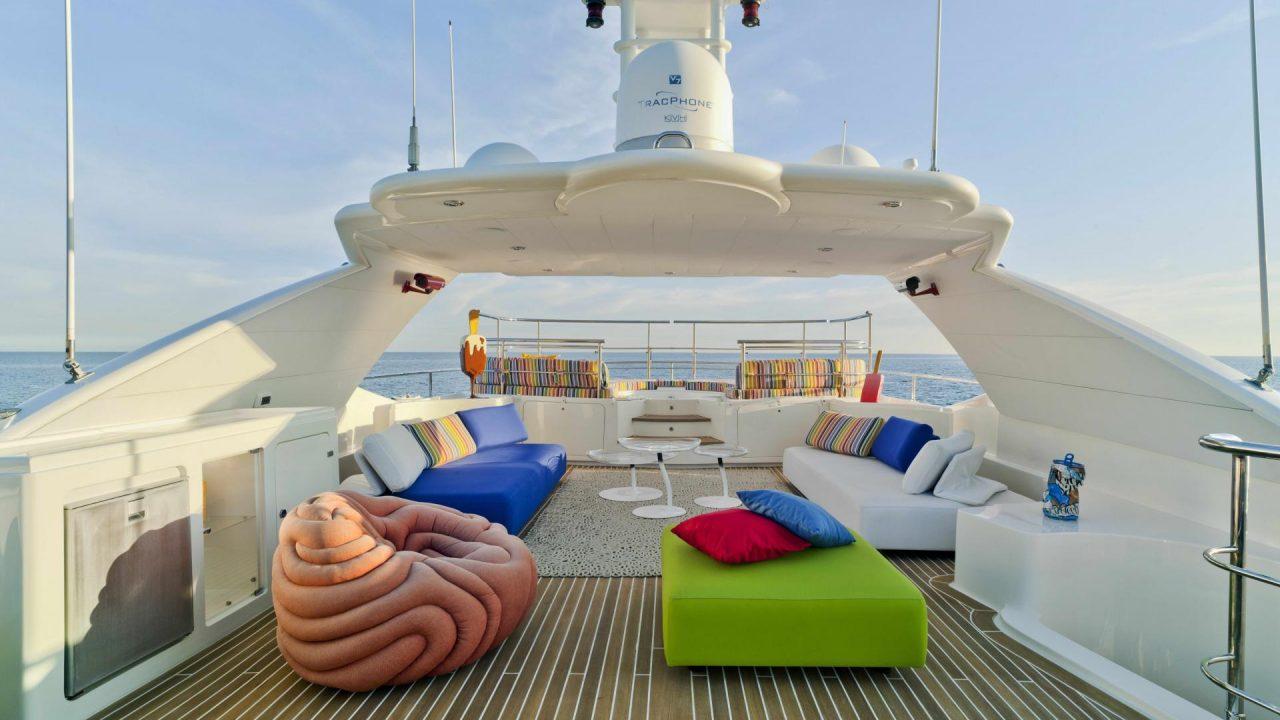 super yachts charter balearics