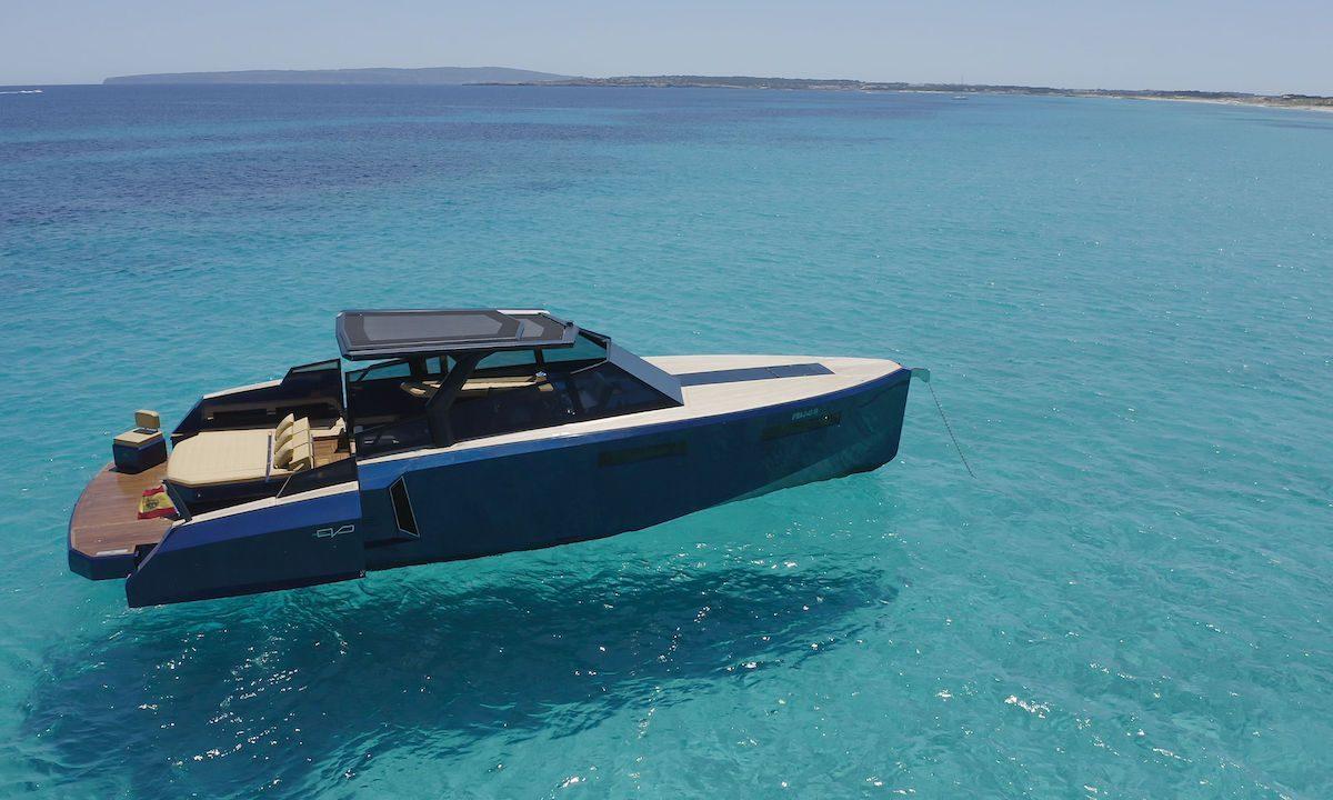 alquiler de barcos en ibiza evo 43 naia
