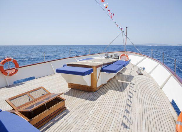 feadship falcao uno barcos para eventos mallorca