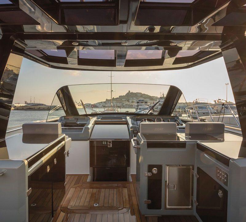 fjord 48 slice alquiler barcos ibiza formentera