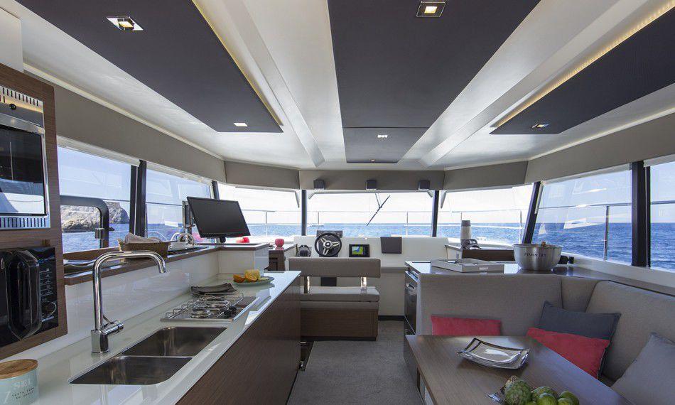 catamarans motor charter rental mallorca fountain pajot 37