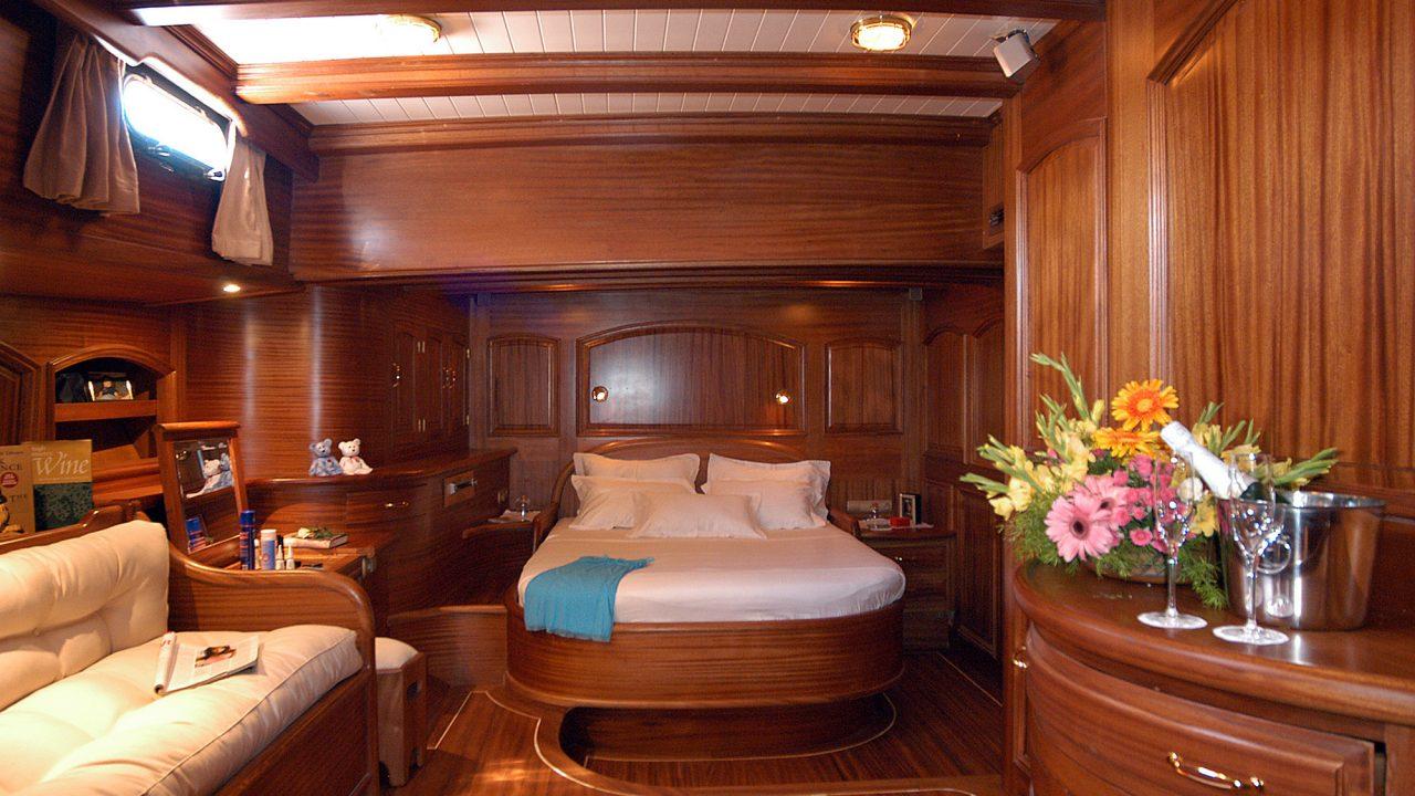gulet crewed mallorca ibiza charter