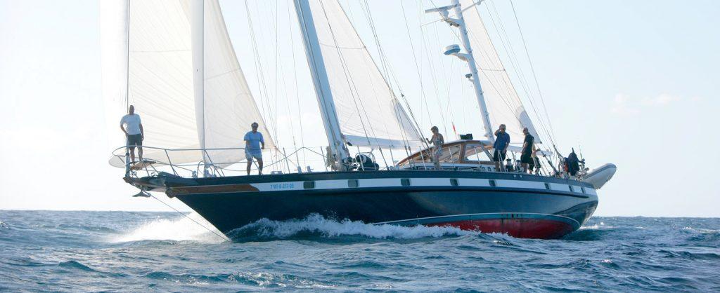 jongert 21 alquiler veleros en ibiza mallorca