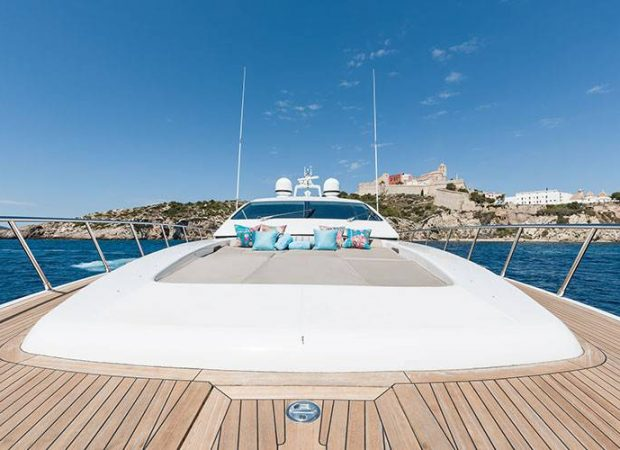 luxury yacht hire ibiza mangusta 80 avatar