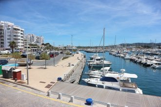 marina y puertos en ibiza