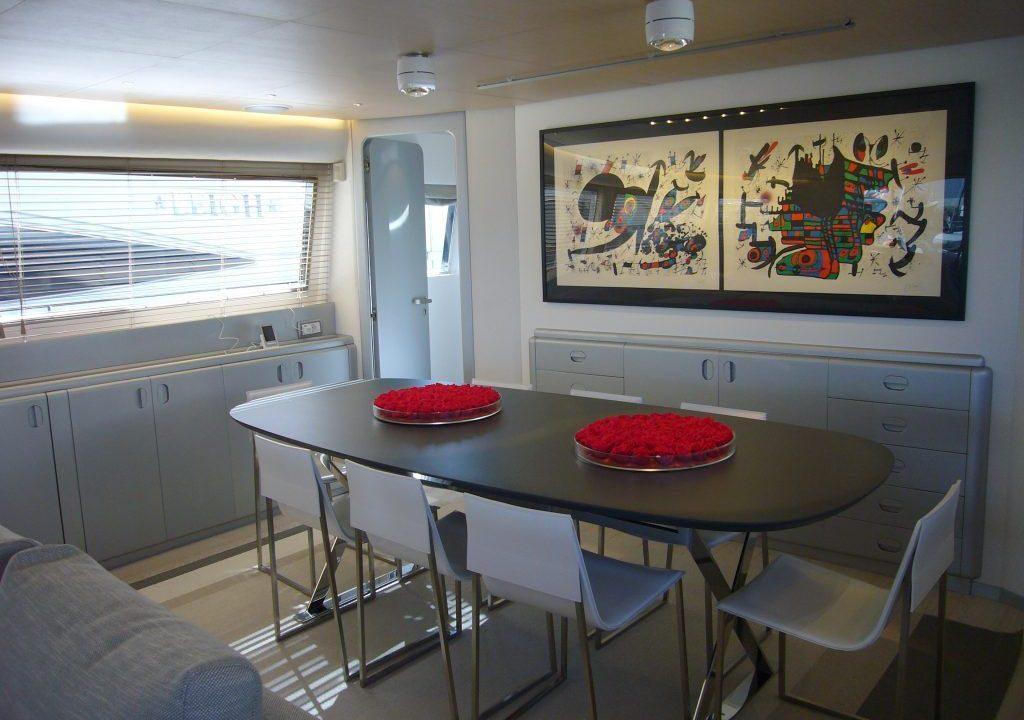 luxury yacht charter ibiza mondomarine 85 petardo