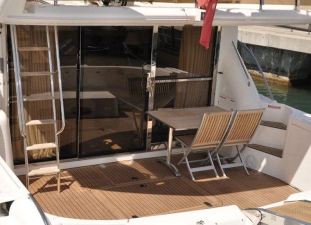 mallorca charter boat
