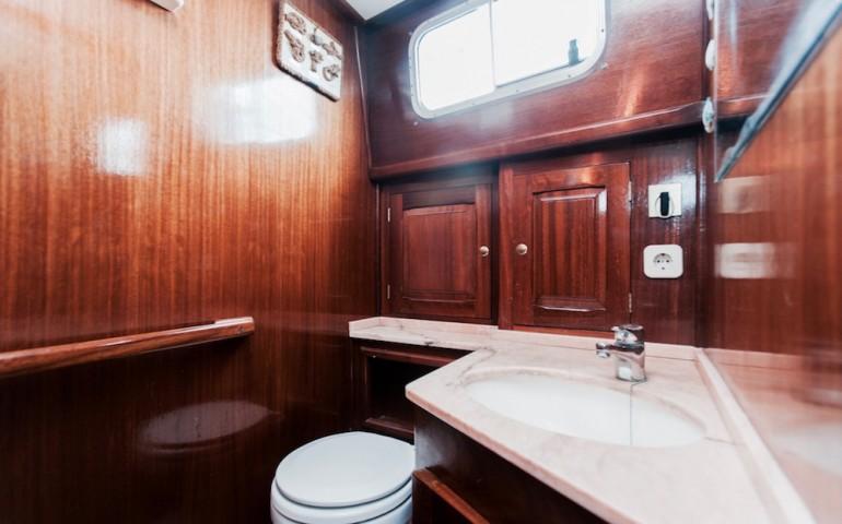 boat llaut rental mallorca andratx myabca 45