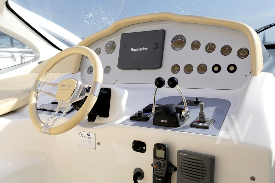 primatist g41 bareboat yacht charter ibiza