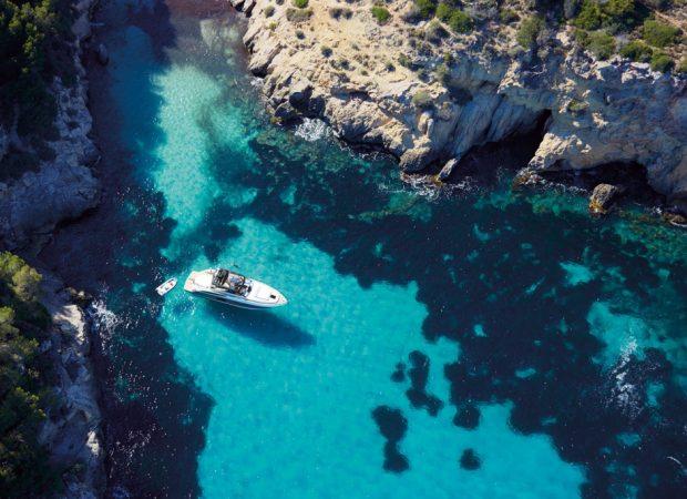 yacht charter mallorca princess v48