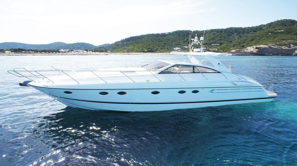 alquiler barcos ibiza princess v55 if