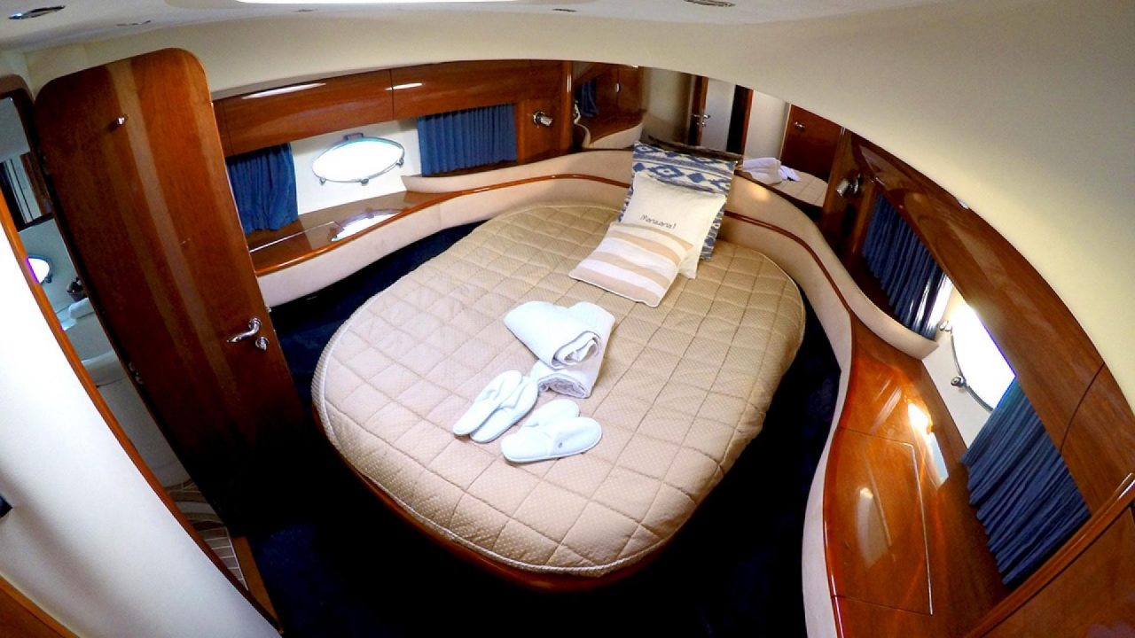 ibiza luxury yachts princess v65 manzana