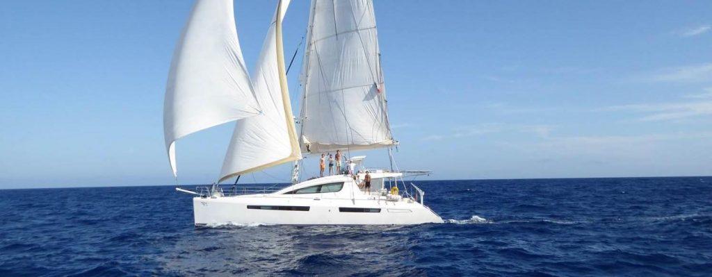 privilege 615 catamaran alquiler menorca
