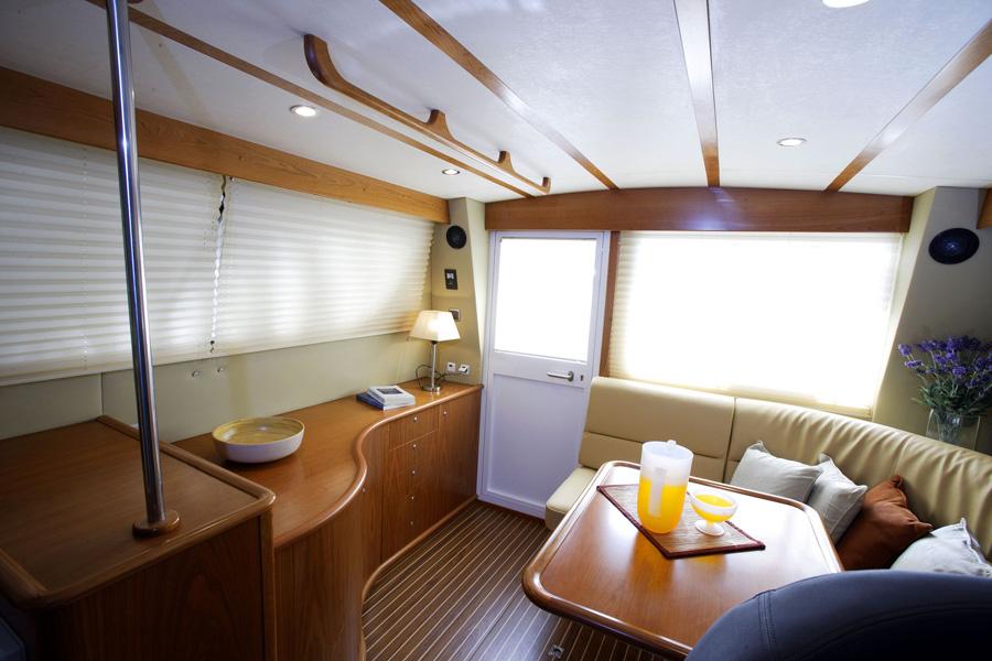 alcudia mallorca boat hire rodman 1250 charly