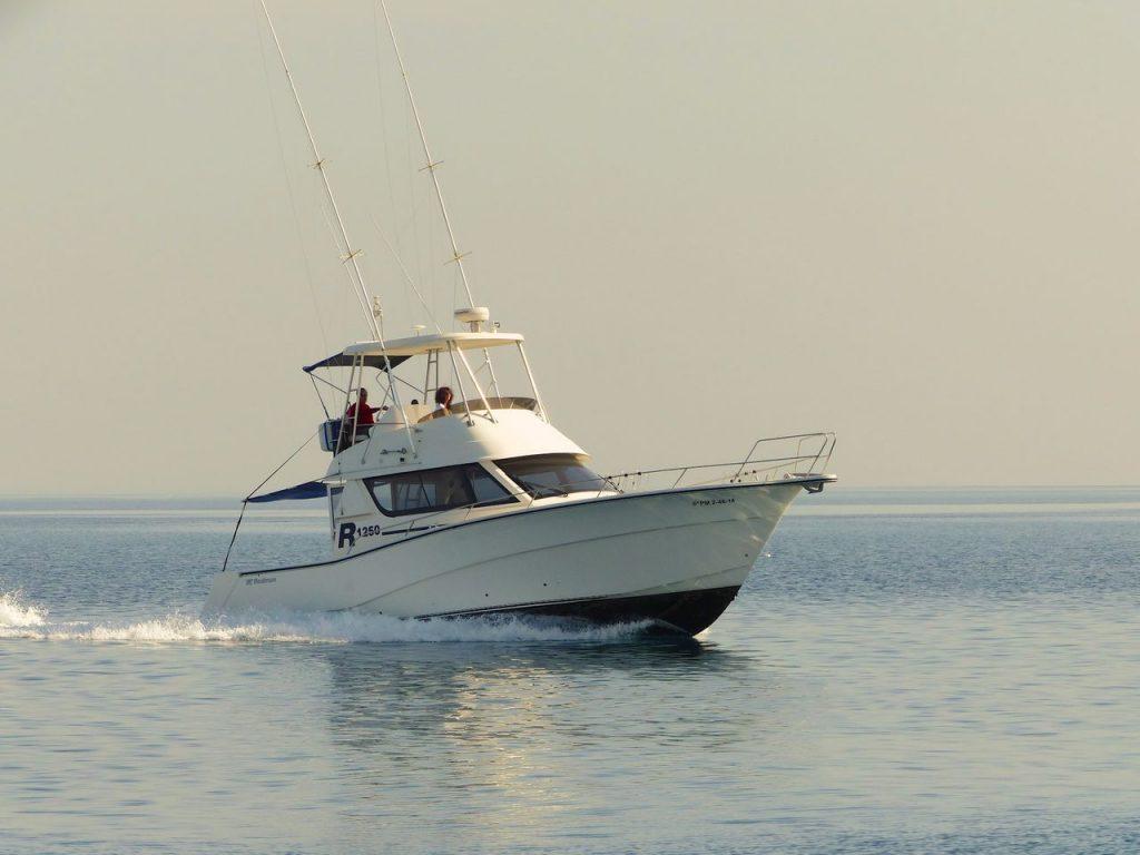 alcudia charly mallorca alquiler barco rodman 1250