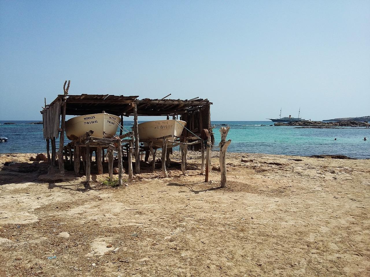 las mejores playas y calas formentera