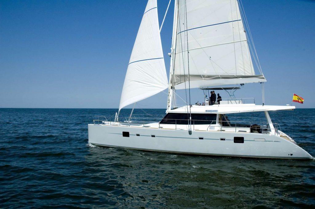 sunreef 62 alquiler catamaran ibiza mallorca