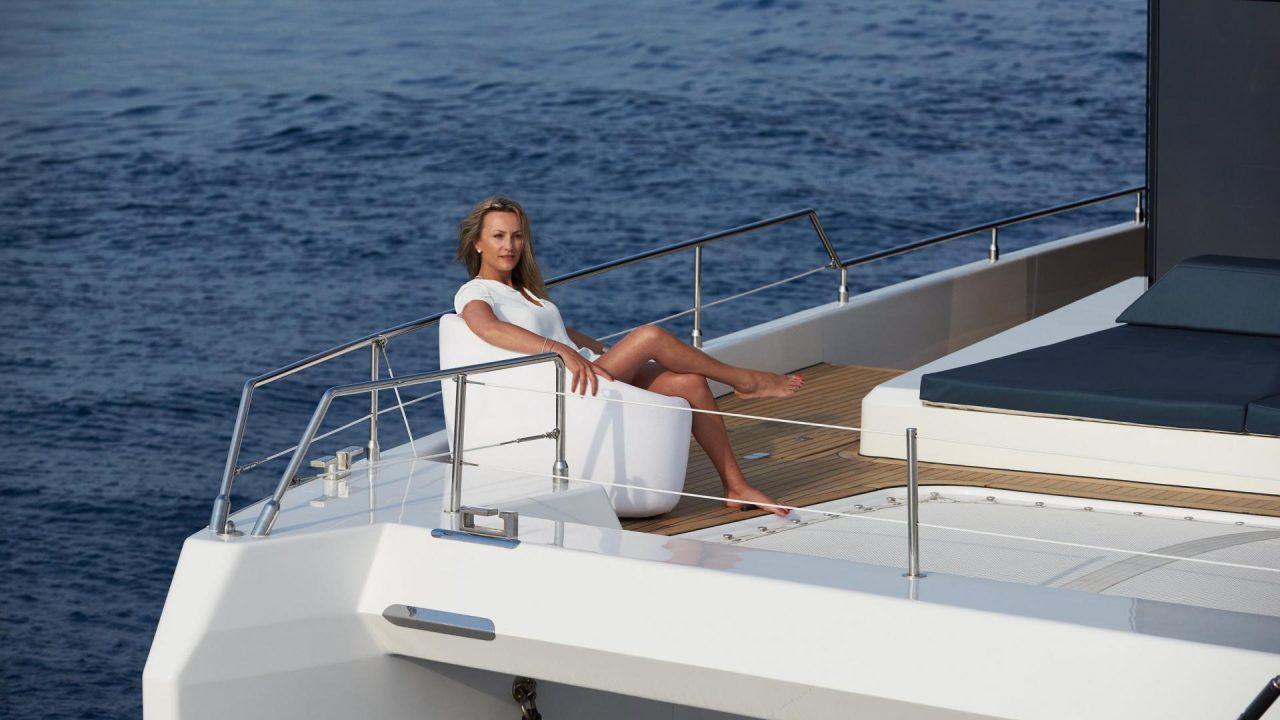 mallorca ibiza catamaran midori sunreef 68