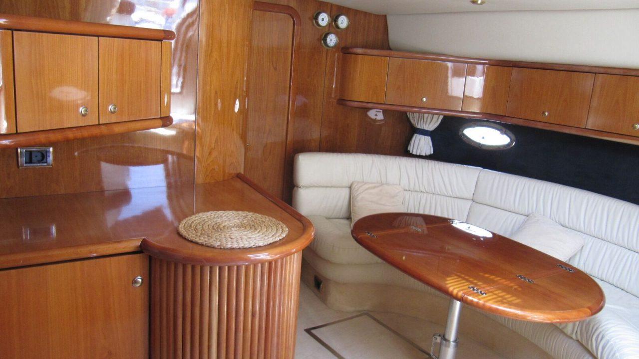 motor boat rental ibiza sunseeker 47 camargue