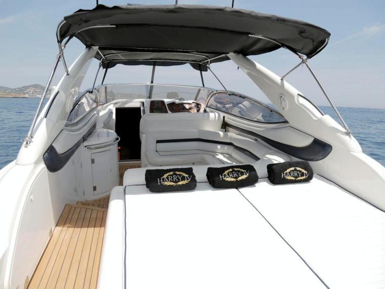 barcos alquiler ibiza sunseeker 50 tomahawk