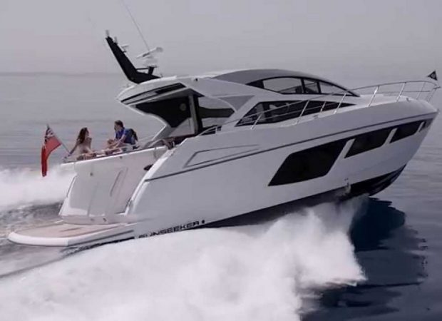 gigi sunseeker 57 crewed boat hire