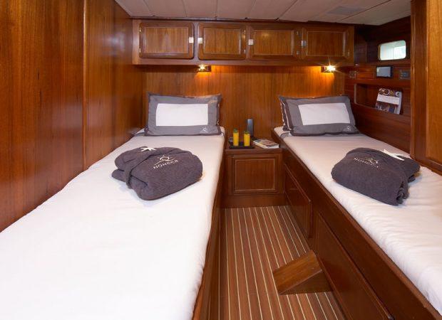 noheea sailing boat charter mallorca