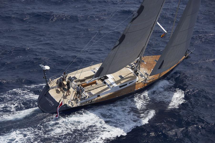 noheea veleros alquilar mallorca ibiza
