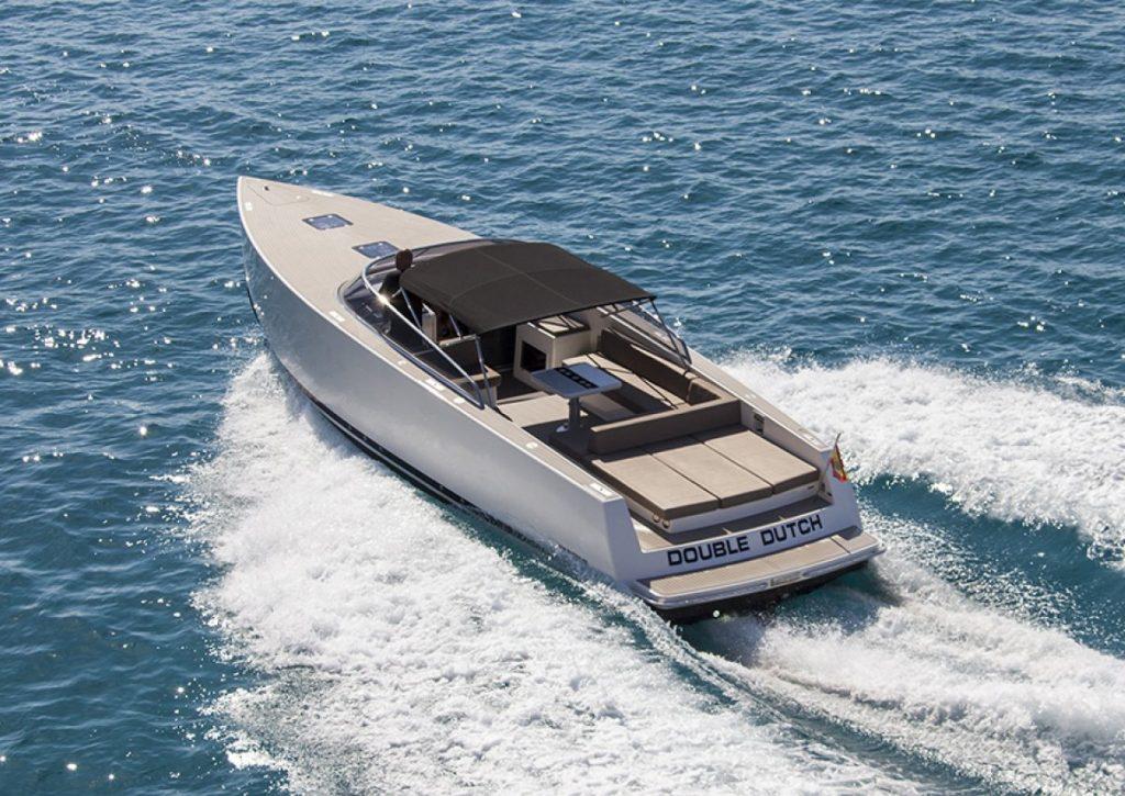 yacht charter ibiza formentera van dutch 40 double