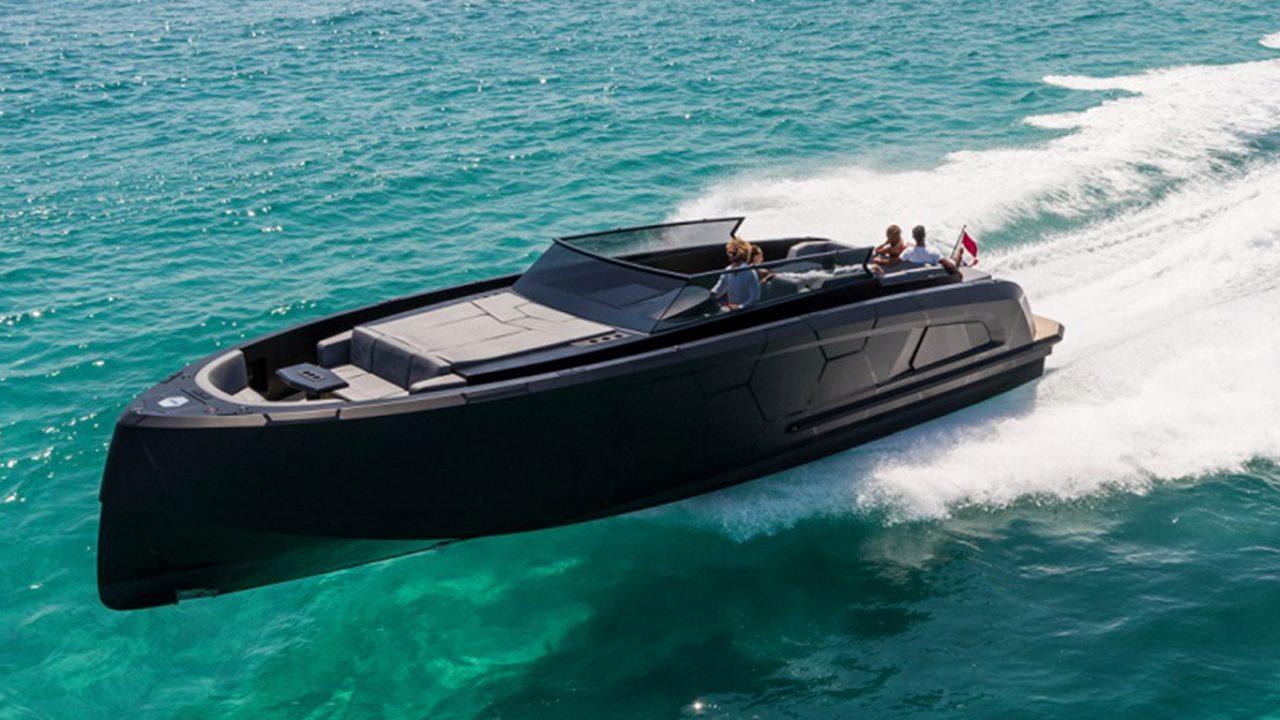 boat rental ibiza formentera vanquish 45 balr