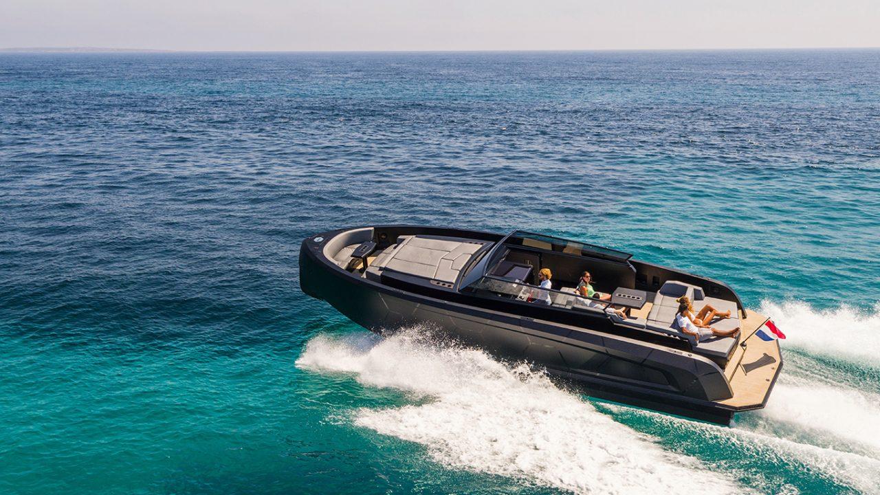 alquila barco ibiza formentera vanquish 45 balr