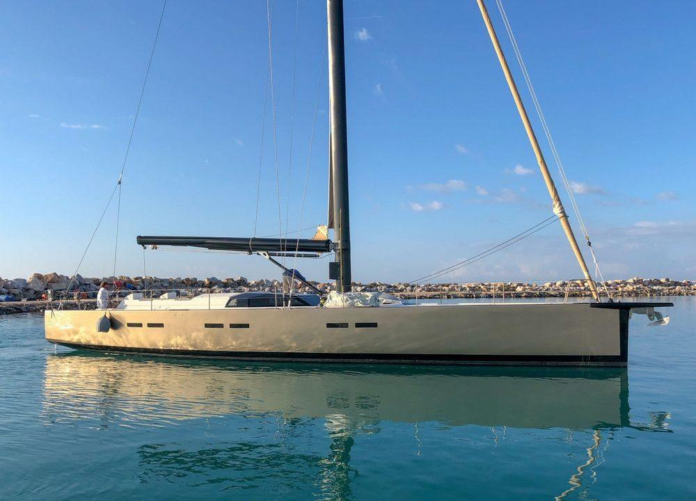 vismara 62 miyabi yate de vela balearis islas