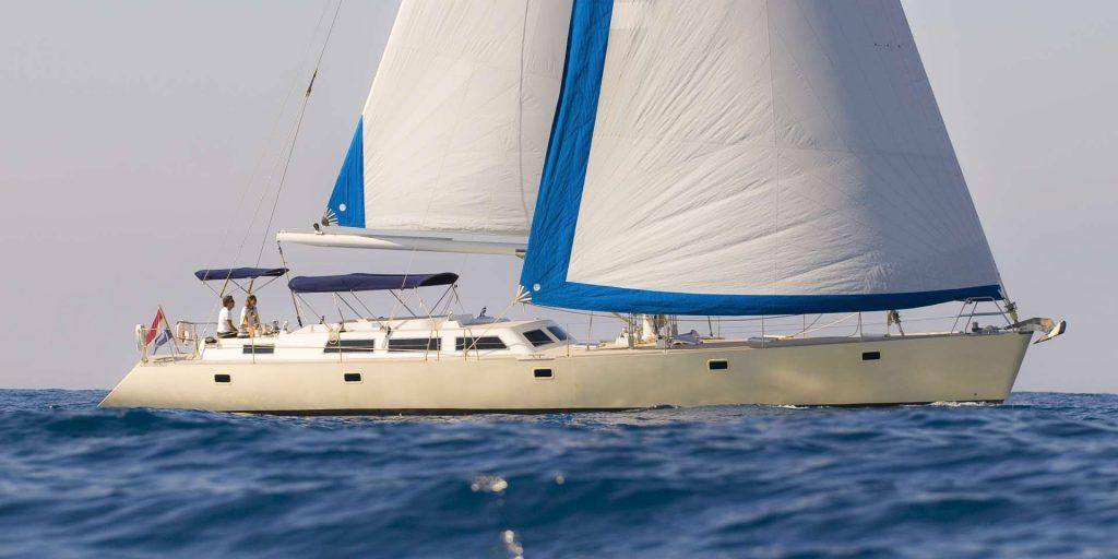 voyager dreams charter veleros ibiza mallorca