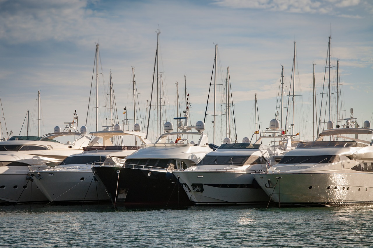 los mejores puertos y marinas en mallorca